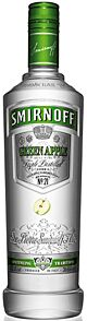 Smirnoff Green Apple Vodka 1 l