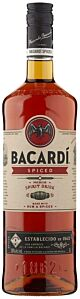 Bacardi Spiced Spirit Drink 35% 1,0l