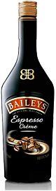 Baileys Espresso Creme 17% 1,0l