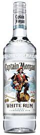 Captain Morgan White Jamaican Rum 37.5% 1.0l