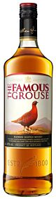 Famous Grouse Blended Scotch Whisky 40% 1,0l