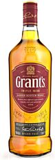 Grants Triple Wood Blended Scotch Whisky 43% 1,0l