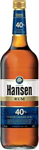 Hansen Blau Rum from Germany 40% 1.0l