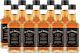 Jack Daniels Miniatur Tennessee Whiskey 40% 10 x 0.05 l