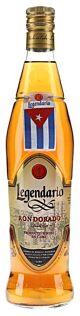 Legendario Dorado Rum Cuba 40% 0,7l