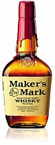 Maker's Mark Kentucky Straight Bourbon Whisky 45% 1,0l
