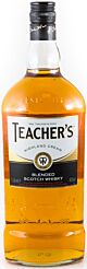Teachers Highland Cream Blended Scotch Whisky 40% 1.0l