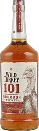 Wild Turkey 101 Proof Bourbon Whiskey 50,5% 1,0l