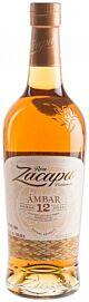 Ron Zacapa Centenario Ambar 12 Year old Rum 40% 1.0l