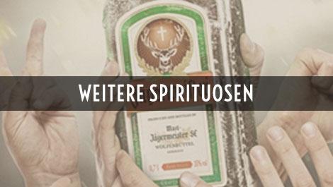 Weitere Spirituosen